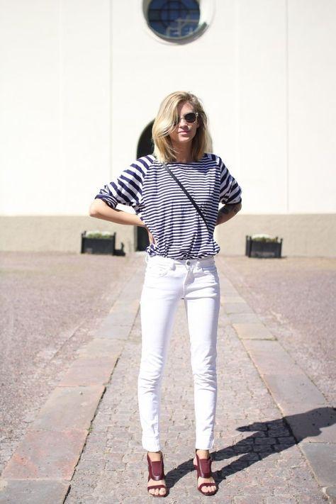 Белите джинси – споделена любов от Джейн Бъркин до днес  0476034cfc0f6