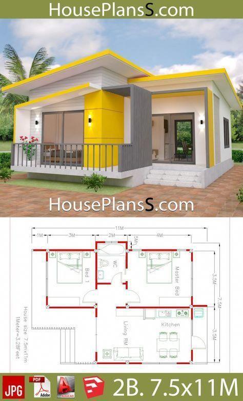 Maison In 2020 Haus Plane Haus Design Haus Grundriss