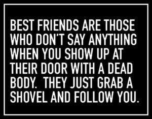 Funny Friendship Quotes | Funny quotes, Friendship quotes ...