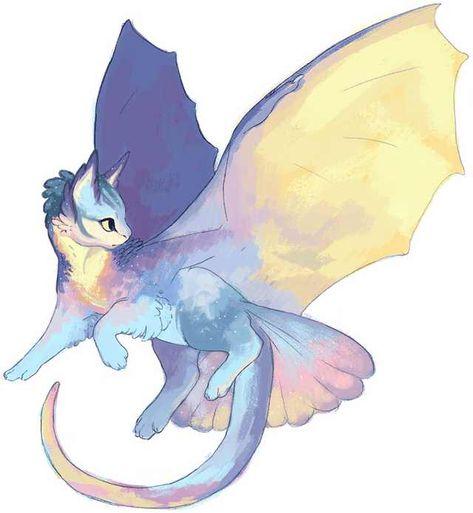 Cute Dragon by 'Noivern/Garden Dragon'