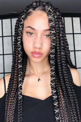 45 Classy Styling And Wearing Ideas For Crochet Braids Box