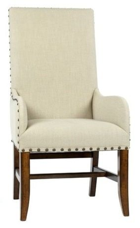 Luxe Linen Arm Dining Chair White Leather Dining Chairs Leather Side Chair Dining Chairs