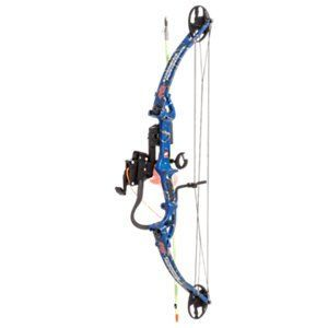 Pse Archery Discovery Ams Bowfishing Compound Bow Package Draw