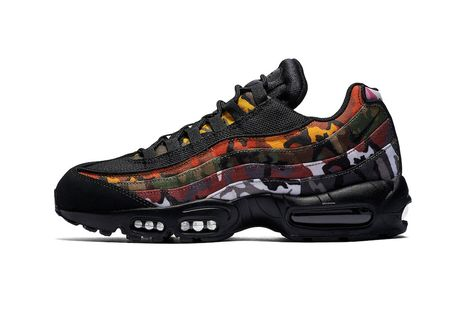 ERDL Camo Receives an Array of Colors in This Air Max 95