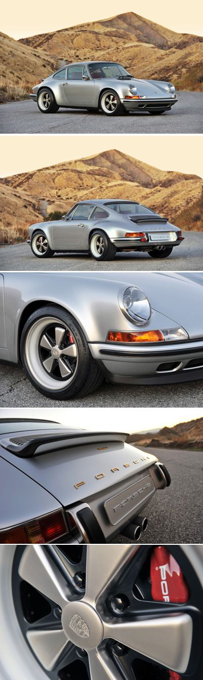 Singer Porsche 911   If You Have $400K To Spare, This Is Your Bespoke