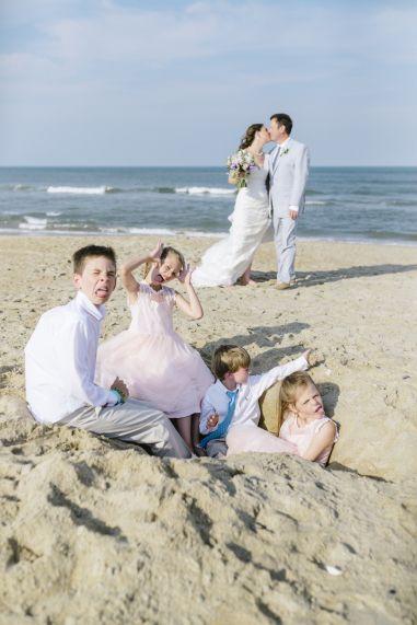 Elizabeth David S Sanderling Wedding With Images Wedding
