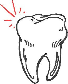 Sometimes you just have to take a pause in life, even for a toothache. - The Benefits of a Toothache - 4 Hats and Frugal Teeth Whitening Remedies, Natural Teeth Whitening, Poke Tattoo, I Tattoo, Tooth Tattoo, Remedies For Tooth Ache, Dental Art, Stained Teeth, Stick And Poke
