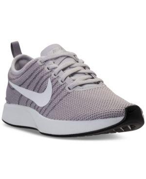 Nike Women S Dualtone Racer Casual Sneakers From Finish Line Black 9 5 Casual Sneakers Nike Shoes Women Nike Women