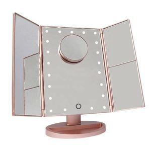 Mm01b Bathroom Make Up Hollywood 20x 30 X Magnifying Vanity Led