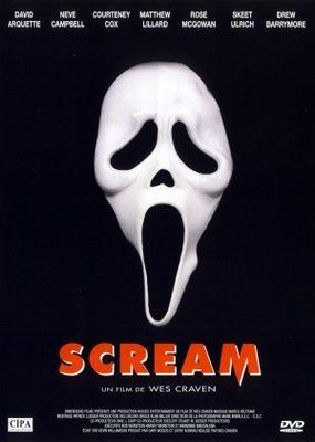 Scream movie poster (1996) poster