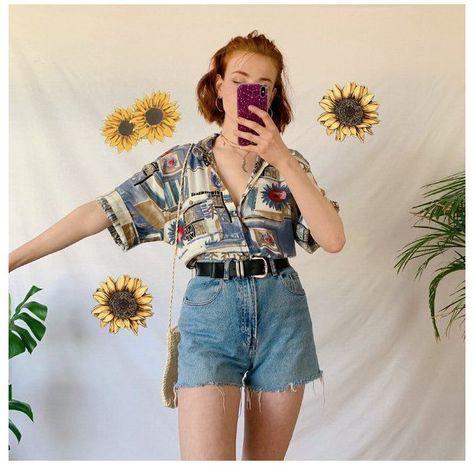 grunge summer outfits boho