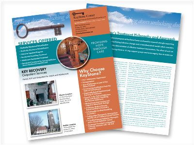 Medical Sell Sheet Design - DDA Medical Design    Sell Sheets - sales brochure
