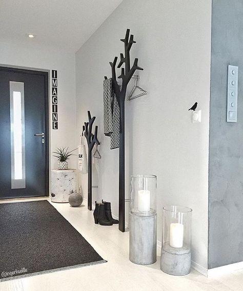 Eingang Zimmerdekoration Flur Design Zuhause Dekoration
