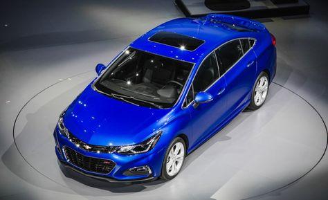 2017 Chevrolet Cruze Release Date 2lt Ltz Diesel Engine Specs