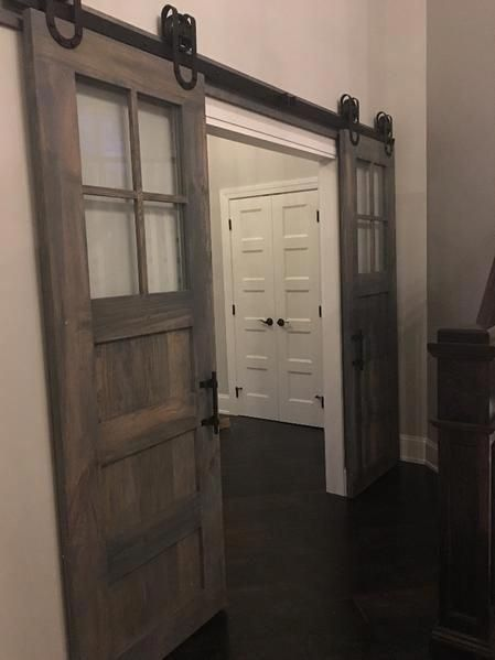 8 Foot Tall Sliding Closet Doors Entrance Doors Interior Sliding Door On Rail 20190516 Barn Door Window Barn Doors Sliding Interior Barn Doors