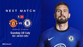 Entertainment Manchester United Vs Chelsea Fa Cup Semi Final Update In 2020 Chelsea Fa Cup Fa Cup Manchester United