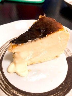 ケーキ レシピ チーズ 18cm バスク バスク風チーズケーキ|キユーピー3分クッキング|日本テレビ
