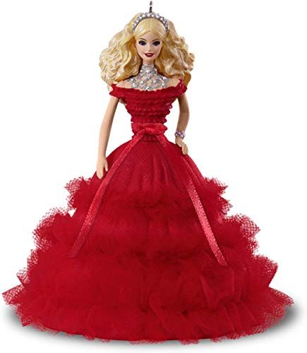 Amazing Offer On Hallmark Keepsake Christmas Year Dated 2018 Holiday Barbie Doll Ornament Online Thechicfashionideas In 2020 Holiday Barbie Christmas Barbie Barbie Christmas Ornaments