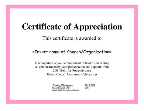 Pin by lisa clarke on Teachers apprec Pinterest Teacher - certificate of appreciation sample wording