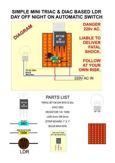 Simple Mini Dusk To Dawn Switch For 220v Ac Dusk To Dawn Switch Dusk