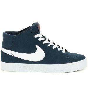 chaussure nike bleu pale montante homme