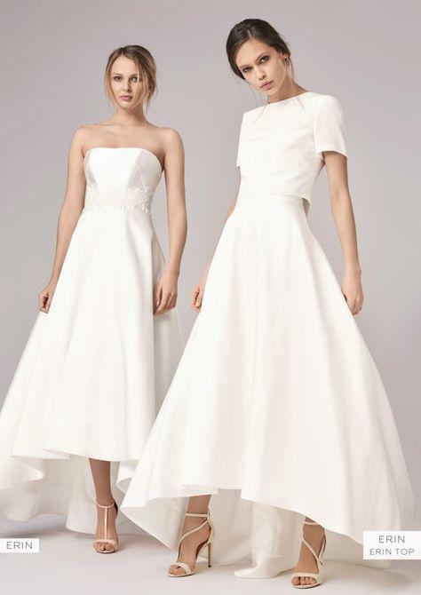 romantic chic anna kara wedding dresses 2018 collection | wedding