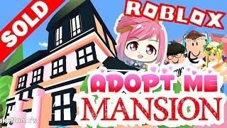 NEW UPDATE] ADOPT ME! MANSION HOUSE and DECORATE IT! Adopt Me