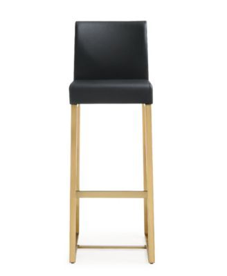 Incredible Denmark Black Gold Steel Barstool In 2019 Bar Stools Ncnpc Chair Design For Home Ncnpcorg