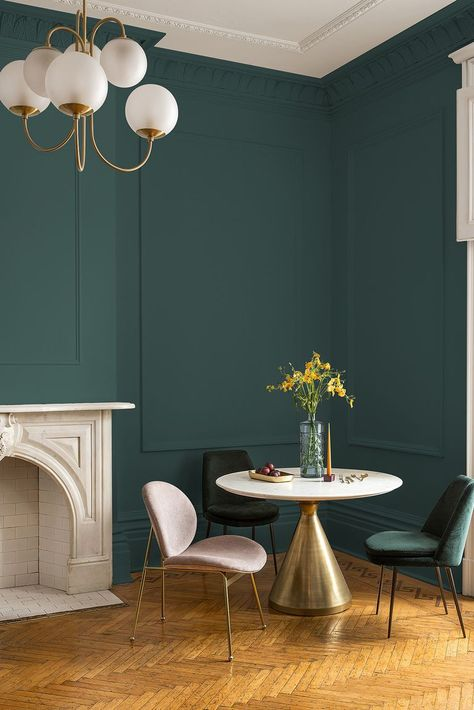 Give Your Home A Modern Refresh With 2019's Top Color Trends