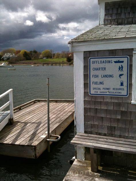 Lovely little dock.
