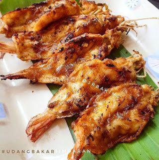 Udang Bakar Jimbaran Resep Udang Bakar Resep Masakan Resep Makanan Asia