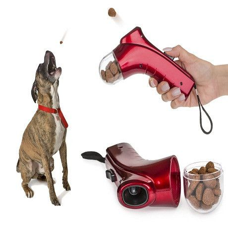 Pet Snack Launcher Dog Store Dog Toys Dog Items