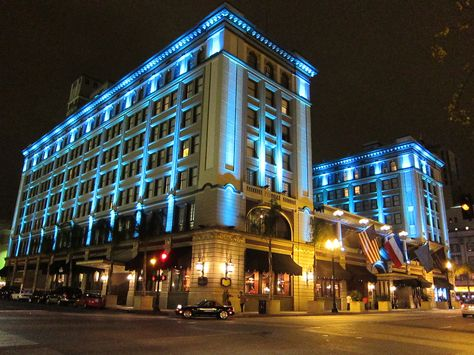 Us Grant Hotel 4th Ave And Boradway San Go Ca Have Fun In California Pinterest
