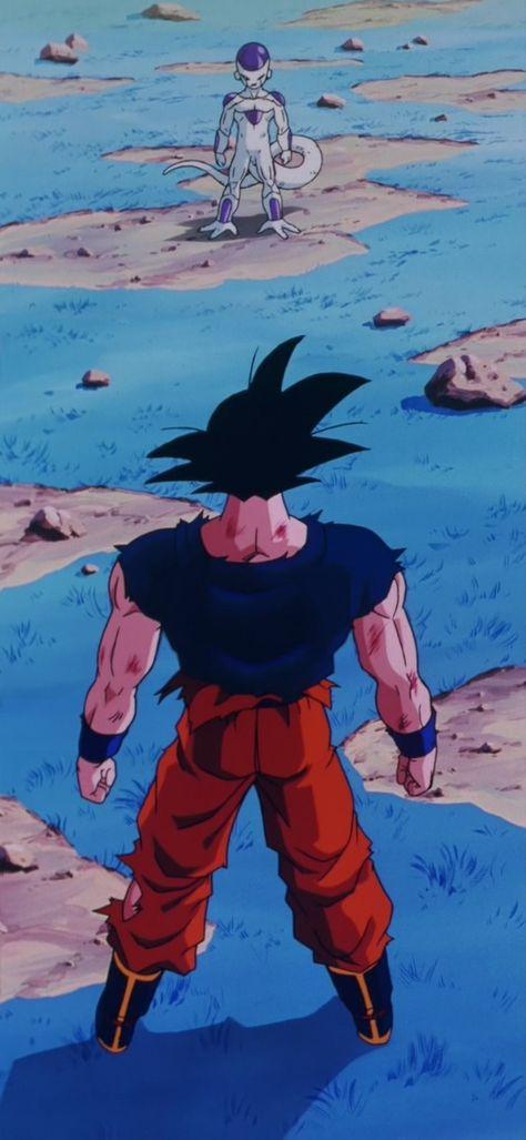 Goku & Freeza