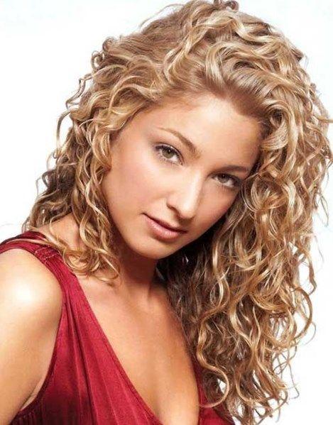 Beste Frisuren Frauen Dauerwelle