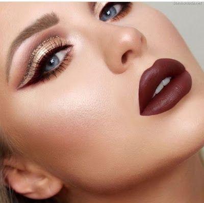 Maquillaje De Noche Makeup Nose Ring Nose