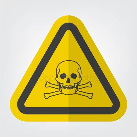 Toxic Material Symbol Sign Isolate On White Background Vector Illustration Eps 1 Sponsored Sign Isolate Symbo Vector Illustration Illustration Symbols