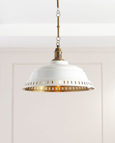 Jamie Young Provisions Pendant In 2020 Brass Pendant Light