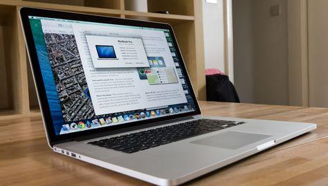 Late-2013 15-Inch Retina MacBook Pro