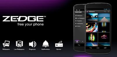 Zedge Ringtones Wallpapers Apk Free On Android Myappsmall Provide Online Download Android Apk And Games Android Apps Ringtones Application Android