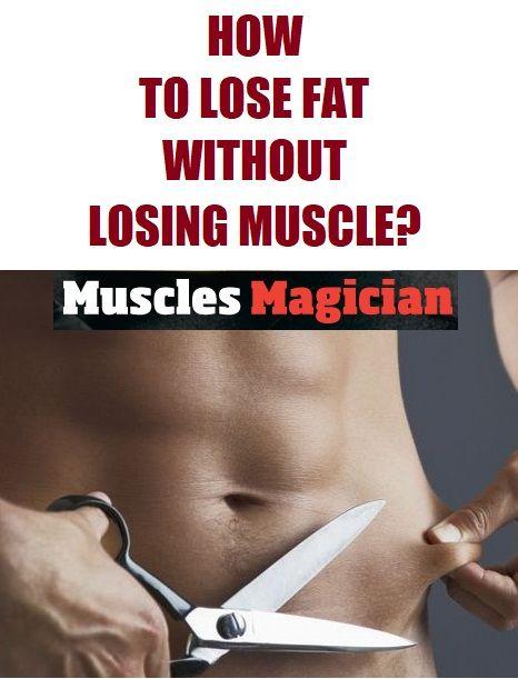 Burn fat cutting phase