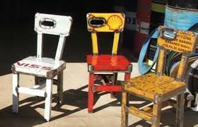 Image result for recycled furniture