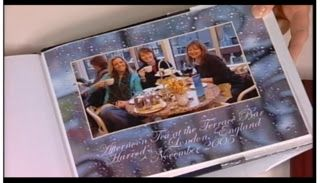 """Show 209 •  Digital pages - """"afternoon tea at Harrods"""""""