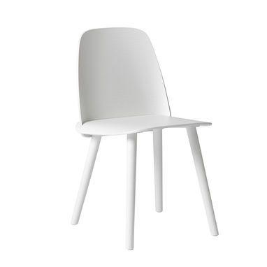 Muuto Nerd Stuhl Stuhle Weisse Stuhle Und Nerd
