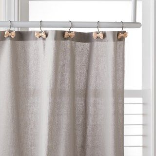 Lc Lauren Conrad Bow Shower Curtain Hook Shower Curtain Hooks