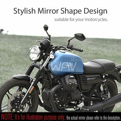 Sponsored Ebay Mirrors Palmii Wide Convex Black Universal For Honda Suzuki Harley Triumph In 2020 Sportster Iron Motorcycle Mirrors