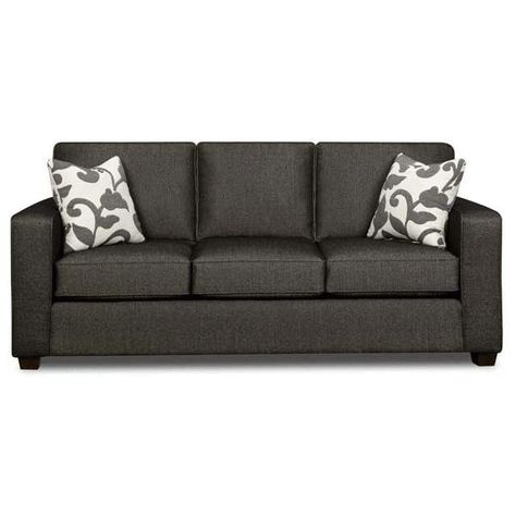 Http://www.afwonline.com/furniture/living Room/sofas/fabric Sofas/marcie Onyx Sofa B 3560s  | Spaces | Pinterest | Sofas, Couch And Dark Grey Sofas