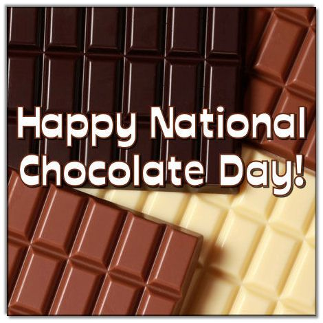 National Chocolate Day October 28 Chocolate Day Day Chocolate