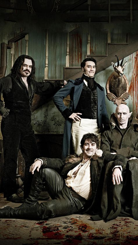 What We Do in the Shadows (2014) Phone Wallpaper | Moviemania