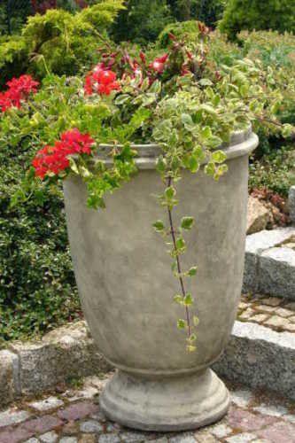 Pflanzgefass Tumba Antik Steinguss 68x47 Cm 60kg Blumenkubel Topf Pflanzkubel Selber Machen Pflanzkubel Bep Pflanzen Blumenkasten Bepflanzen Pflanzgefasse